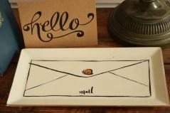Snail Mail Tray