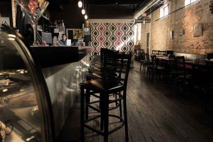 Bar Seating at Lulu's
