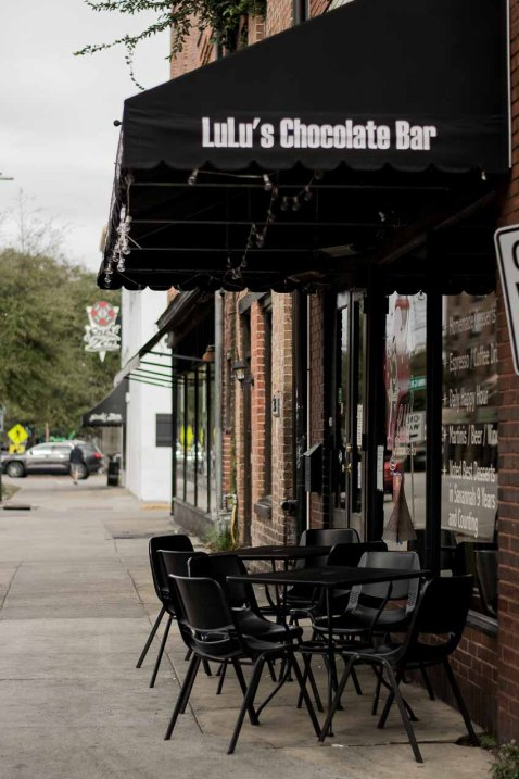 Lulu's Chocolate Bar on MLK Blvd.