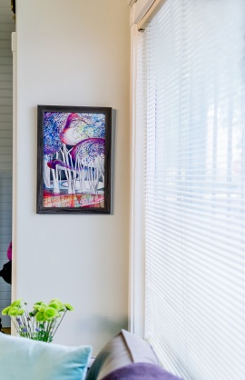 Art from across the room