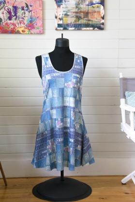 A Dress Cindy designed.